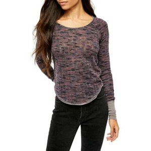 We The Free x Free People Spaced Out Tee Sweater